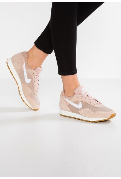 Nike OUTBURST - Baskets basses particle beige/white/sand liquidation