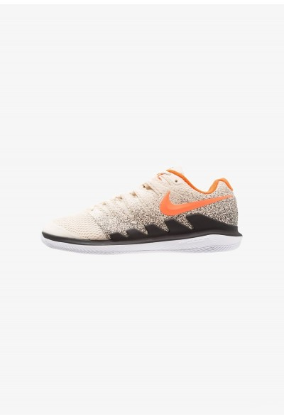 Nike AIR ZOOM VAPOR X HC - Baskets tout terrain light cream/bleached aqua/black liquidation