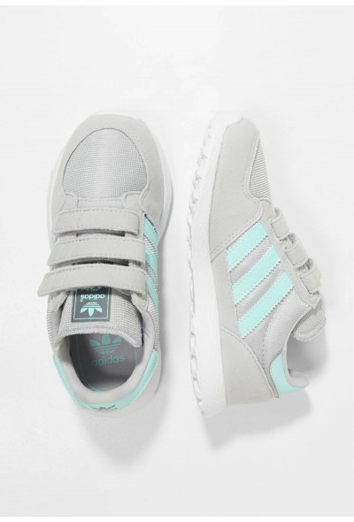 Adidas FOREST GROVE - Baskets basses light grey pas cher