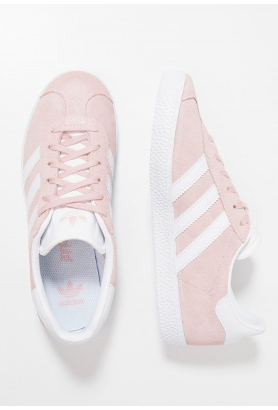 Adidas GAZELLE  - Baskets basses ice pink/footwear white/gold metallic pas cher