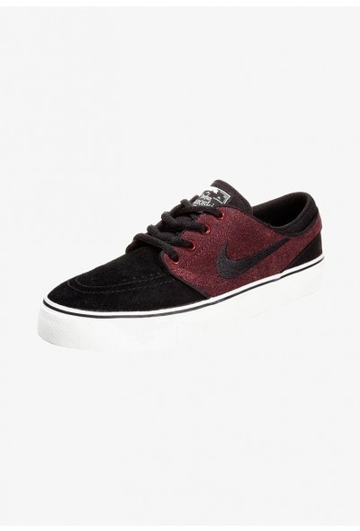 Nike STEFAN JANOSKI - Baskets basses team red/black/ivory liquidation