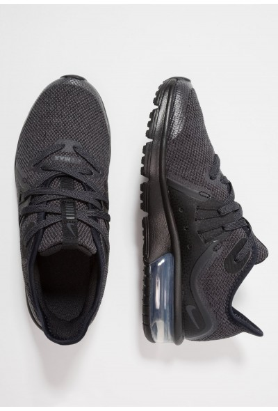 Black Friday 2020 | Nike AIR MAX SEQUENT 3 - Chaussures de running neutres black/anthracite liquidation