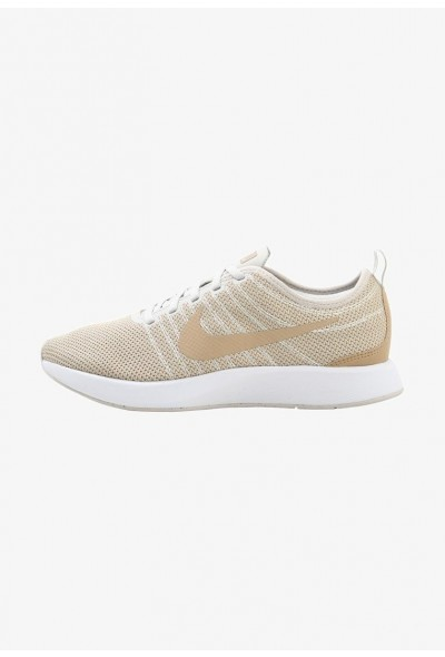 Nike DUALTONE RACER - Baskets basses mushroom/dark grey/light bone/white liquidation