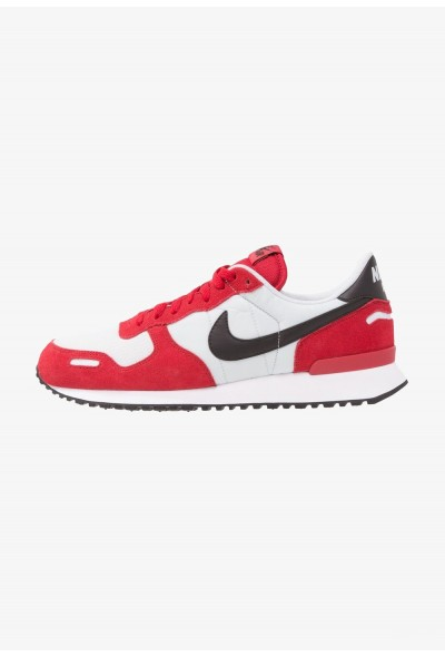 Nike AIR VORTEX - Baskets basses gym red/black/pure platinum/white liquidation
