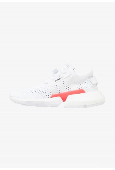 Adidas POD-S3.1 PK - Baskets basses footwear white/clear black pas cher