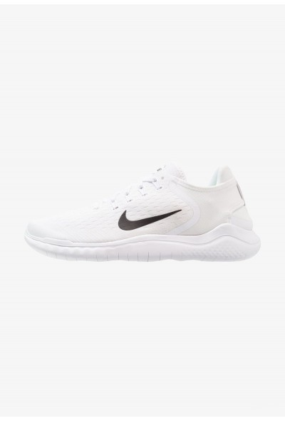 Black Friday 2020 | Nike FREE RN 2018 - Chaussures de course neutres white/black liquidation