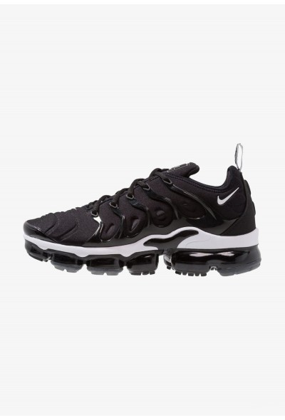 Nike AIR VAPORMAX PLUS - Baskets basses black/white liquidation
