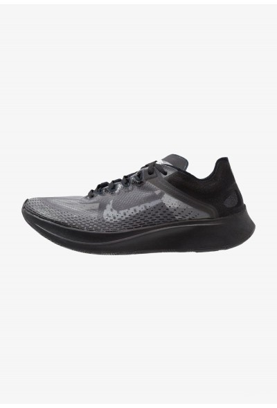 Nike ZOOM FLY SP - Chaussures de running compétition black liquidation