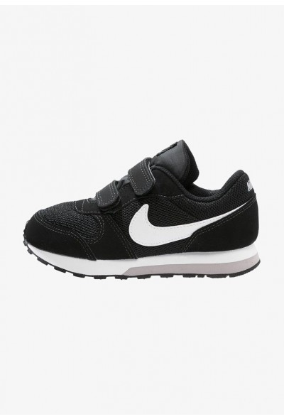 Black Friday 2020 | Nike MD RUNNER 2  - Chaussures premiers pas black/white/wolf grey liquidation