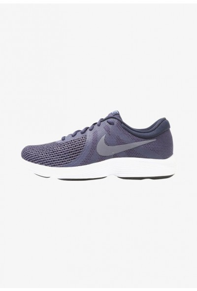 Nike REVOLUTION 4 EU - Chaussures de running neutres neutral indigo/lite carbon/obsidian/black liquidation