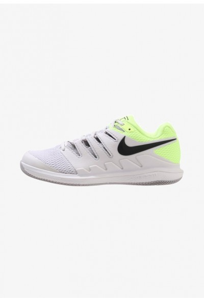 Nike AIR ZOOM VAPOR X HC - Baskets tout terrain vast grey/black/atmosphere grey/volt glow liquidation
