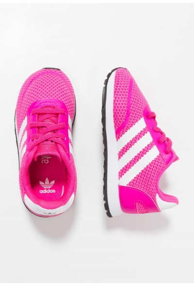 Adidas N-5923 - Chaussures premiers pas shock pink/footwear white/core black pas cher