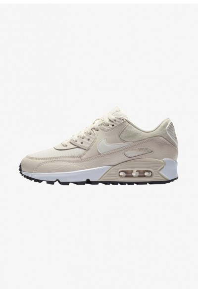 Nike AIR MAX - Baskets basses light cream/black/sail liquidation