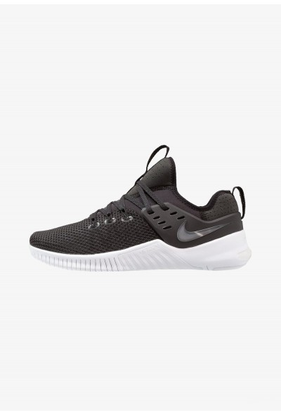 Black Friday 2020 | Nike FREE METCON - Chaussures d'entraînement et de fitness black/white liquidation
