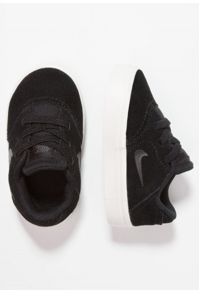 Nike CHECK - Mocassins black/anthracite liquidation