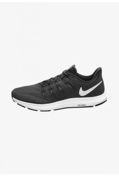Nike QUEST - Chaussures de running neutres black liquidation