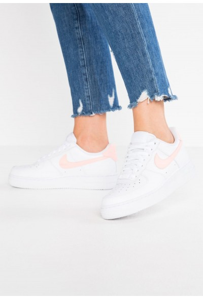 Nike AIR FORCE 1'07 - Baskets basses white/oracle pink liquidation