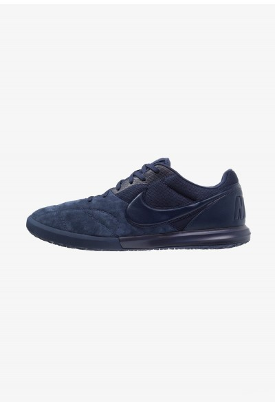 Black Friday 2020 | Nike THE PREMIER II SALA - Chaussures de foot en salle midnight navy/white liquidation