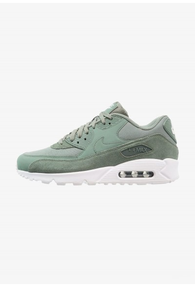 Nike AIR MAX 90 ESSENTIAL - Baskets basses clay green/white liquidation