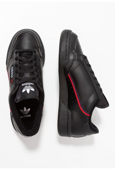 Adidas CONTINENTAL 80 - Baskets basses black pas cher