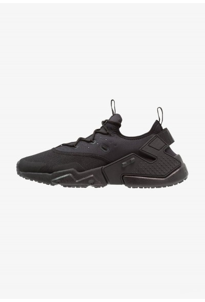 Nike AIR HUARACHE DRIFT - Baskets basses black/white liquidation