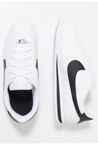 Nike CORTEZ BASIC  - Baskets basses white/black liquidation