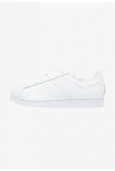 Adidas SUPERSTAR FOUNDATION - Baskets basses white pas cher