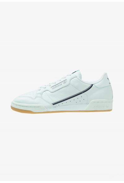 Adidas CONTINENTAL 80 - Baskets basses icemint/conavy/grey pas cher