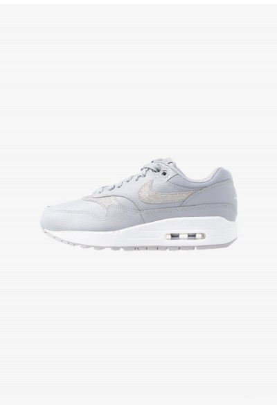 Nike AIR MAX 1 - Baskets basses wolf grey/pure platinum/white liquidation