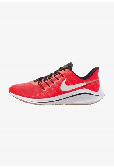 Nike AIR ZOOM VOMERO  - Chaussures de running neutres red orbit/white/black/parachute beige liquidation
