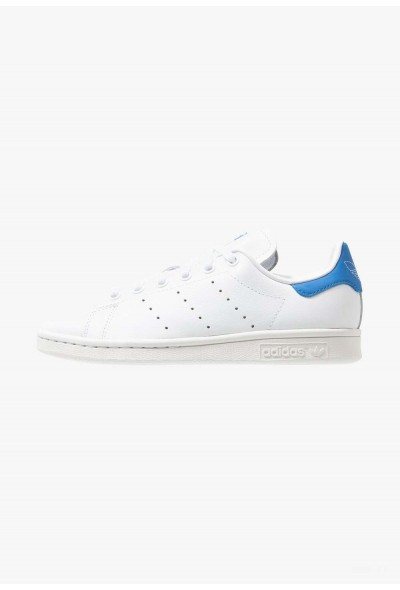 Adidas STAN SMITH - Baskets basses footwear white/true blue pas cher