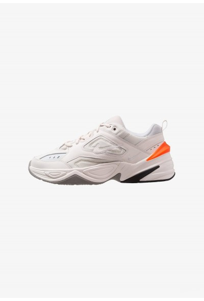 Nike M2K TEKNO - Baskets basses phantom/oil grey/matte silver/hyper crimson liquidation