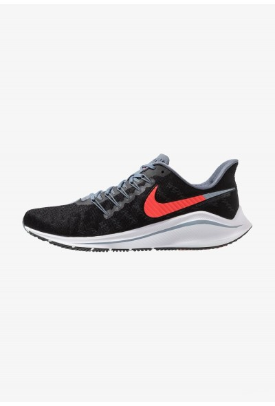 Nike AIR ZOOM VOMERO  - Chaussures de running neutres black/bright crimson/armory blue liquidation