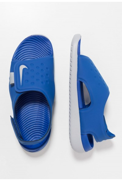 Nike SUNRAY ADJUST 5 - Sandales de randonnée game royal/wolf grey liquidation