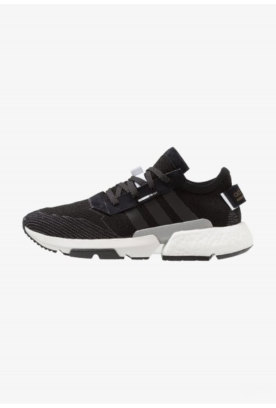 Adidas POD-S3.1 - Baskets basses core black/reflect silver pas cher