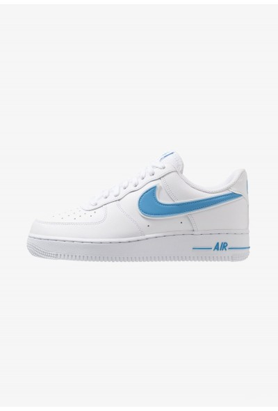 Nike AIR FORCE 1 '07 - Baskets basses white/university blue liquidation