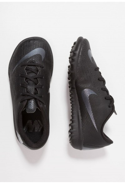 Nike MERCURIAL VAPORX 12 ACADEMY TF - Chaussures de foot multicrampons black/anthracite liquidation