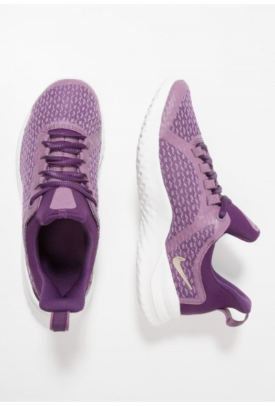 Nike RENEW RIVAL - Chaussures de running neutres violet dust/metallic gold star/ight purple liquidation