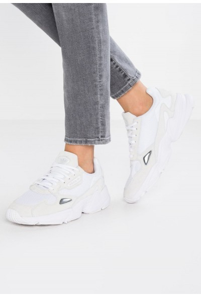 Adidas FALCON - Baskets basses footwear white/crystal white pas cher