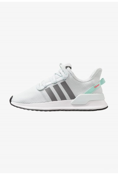 Adidas U_PATH RUN - Baskets basses blue tint/ash grey/core black pas cher