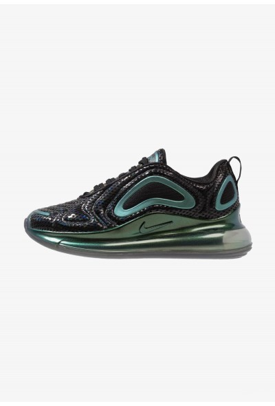 Black Friday 2020 | Nike AIR MAX 720 - Baskets basses black/laser fuchsia/anthracite liquidation