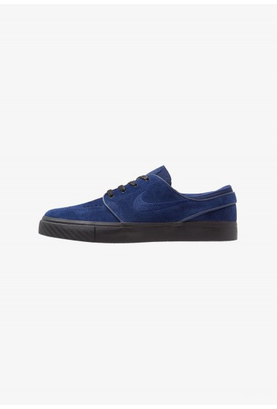 Black Friday 2020 | Nike ZOOM STEFAN JANOSKI - Baskets basses blue void/black liquidation