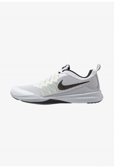 Black Friday 2019 | Nike LEGEND TRAINER - Chaussures d'entraînement et de fitness wolf grey/black/pure platinum/volt liquidation