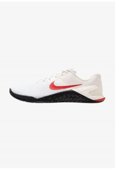 Black Friday 2020 | Nike METCON 4 XD - Chaussures d'entraînement et de fitness pale ivory/mystic red/white/club gold liquidation