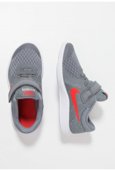 Black Friday 2020 | Nike REVOLUTION 4 - Chaussures de running neutres cool grey/habanero red/wolf grey/white liquidation