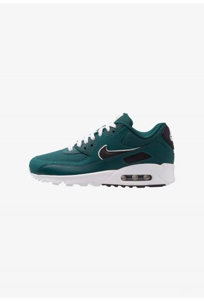 Nike AIR MAX 90 ESSENTIAL - Baskets basses rainforest/oil grey/white liquidation