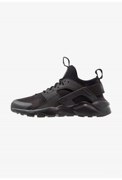 Black Friday 2020 | Nike AIR HUARACHE RUN ULTRA - Baskets basses black liquidation