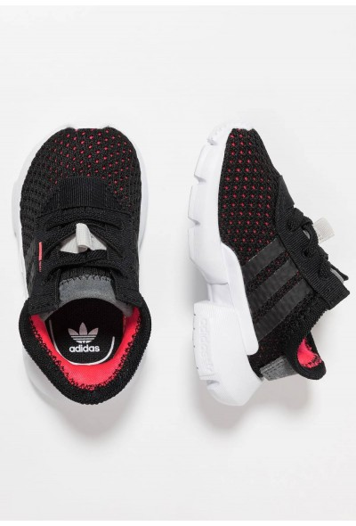 Adidas POD-S3.1  - Chaussures premiers pas clear black/shock red pas cher