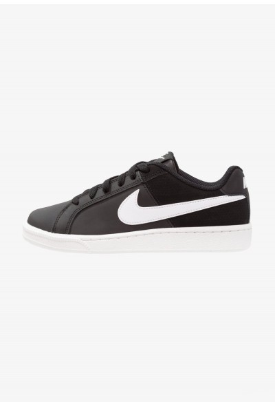 Nike COURT ROYALE - Baskets basses black/white liquidation
