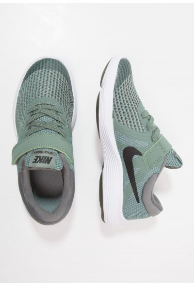 Black Friday 2020 | Nike REVOLUTION 4 - Chaussures de running neutres clay green/black/river rock/white liquidation
